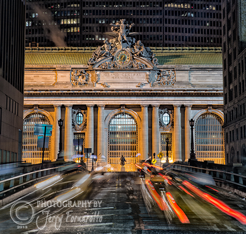 GCT from Park Ave