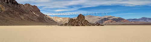 The Grandstand is a rock formation located in Death Valley National Park, California. In the background are the Cottonwood Mountains. Equipment use; Canon 1D MK IV, Canon 24-70mm f2.8L at 50mm, Gitzo Tripod, Really Rite Stuff Ballhead.