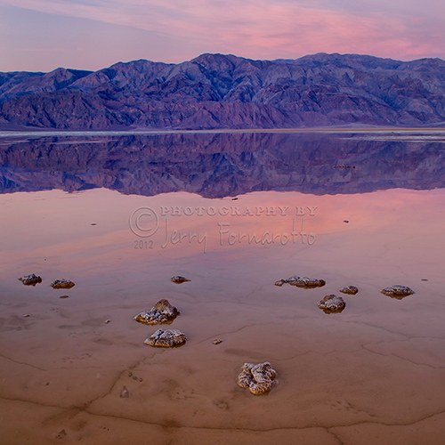 """Badwater Death Valley"""