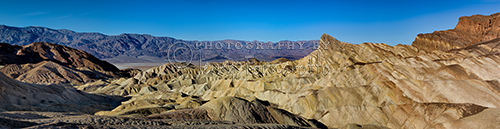 """Zabriskie Point Panoramic"""