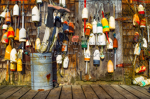 Buoys and Boots