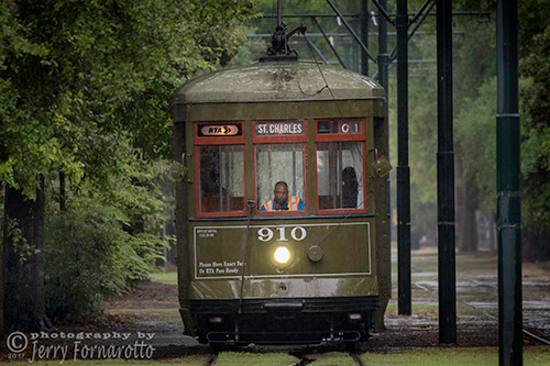 New Orleans operates the oldest streetcar system in the world.