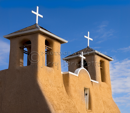 """San Francisco Mission Crosses"""