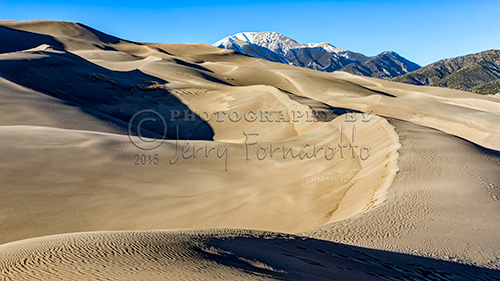 Dunes, Great Sand Dunes National Park