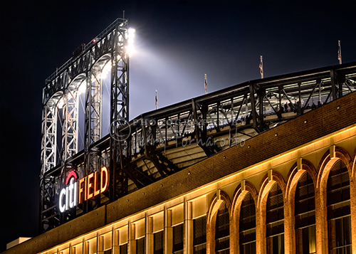 CitiField is located in Queens, New YorkCity, NY. The ballpark is the home of the New York Mets.