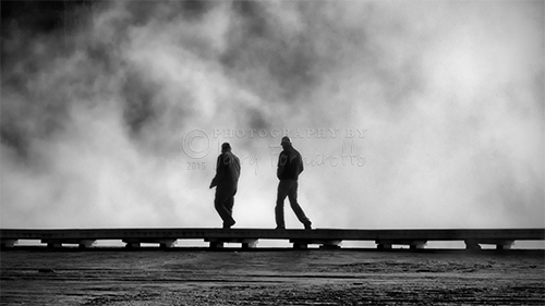 Walking Geyser Boardwalk