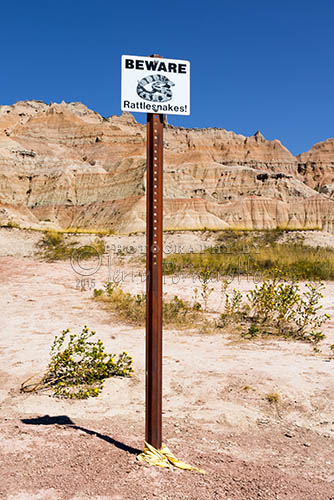 Badlands National Park is located in southwest South Dakota. The park has many eroded buttes, pinnacles and grasslands.