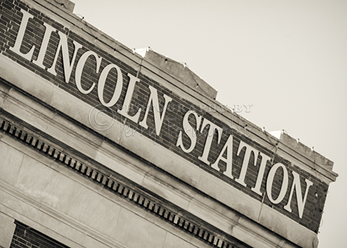Lincoln Station, historic Haymarket District of Lincoln