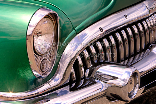 1953 Buick Super front end