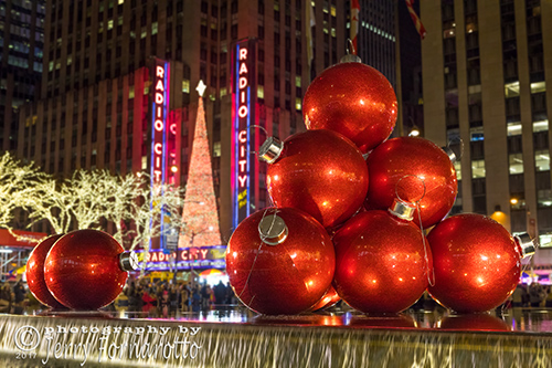 Christmas Ornaments NYC