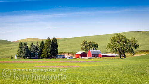 The Palouse is a region, which is located in the southeastern part of the state of Washington. This fertile farmland is a major agricultural area produces wheat and legumes.