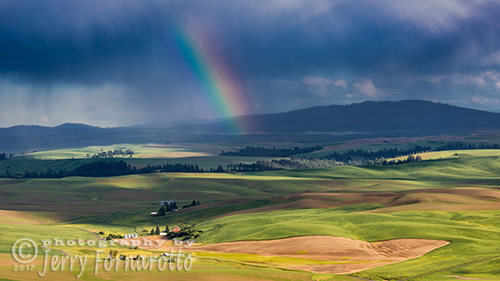 Palouse Rainbow