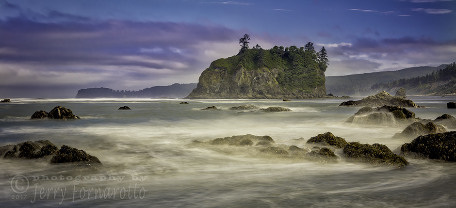 Ruby Beach Coast